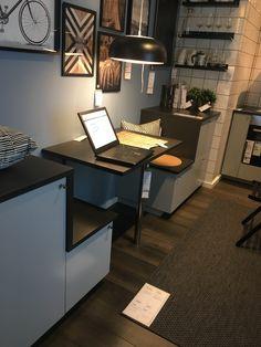Ikea kitchen table inbuilt