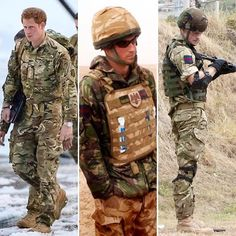 🇬🇧👑🇬🇧 Prince Harry served in the army from May 2005 where he began his training as an officer cadet in Camberley, Surrey. He was known simply as Officer Cadet Wales as he undertook 44 weeks of both theory and physical training. 👑25th of January 2006 it was announced that Prince Harry would join the Blues and Royals. 👑Prince harry was commissioned as an Army Officer on 12 April 2006. 👑 8 May 2006 Prince Harry joined his regiment to begin his second phase of preparatory training which…