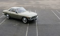 Nissan Silvia Coupé 1966 Maintenance of old vehicles: the material for new cogs/casters/gears could be cast polyamide which I (Cast polyamide) can produce