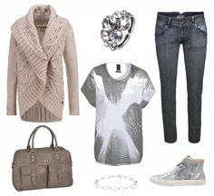 #Herbstoutfit Basics ♥ #outfit #Damenoutfit #outfitdestages #dresslove