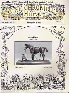 Chronicle of the Horse,  http://www.chronofhorse.com/
