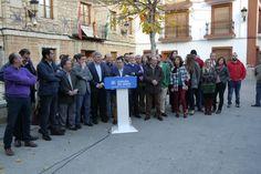 El PP inicia la campaña electoral criticando a la Junta por la deuda con los ayuntamientos