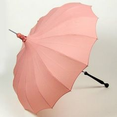 I would stand in the rain with this umbrella!