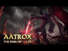 "Aatrox Champion Spotlight ""the Darkin Blade"""
