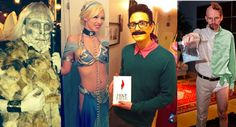 The Very Best Halloween Costumes on the Internet, some nice ideas here.