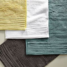 nice colors from West Elm
