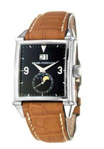 Girard-Perregaux Vintage 1945 Moon Phase Men's Automatic Watch 25800-53-651-BCGD
