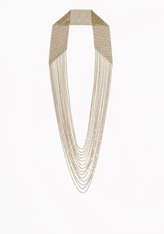 & Other Stories | Draped Chain Necklace