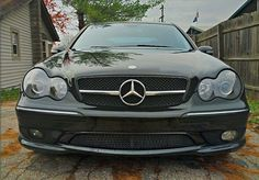 The car with C Class Grille on Mercedes Benz C230, G Class, Classroom, Vehicles, Modern, Cars, Class Room, Trendy Tree, Car