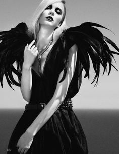 The Crows Of Fashion: fetish