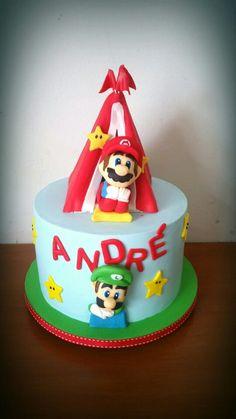 Cake Mario Bros