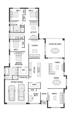 Coral Homes :: The Casuarina Series features
