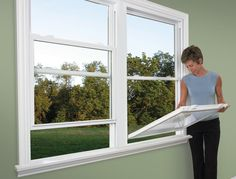 Windows are an important part of your house's aesthetics. Whether a window is broken, old, weak or generally just worn out, getting it replaced doesn't have to be difficult.