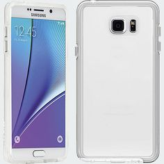 Case-Mate Naked Tough Case, clear view of your note 5