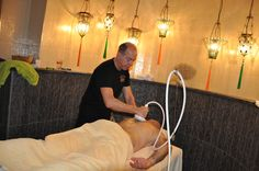 Body&Soul Schulung Body And Soul, Wellness, Waterbed, Relax Room