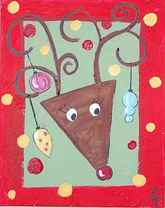 Christmas Preschool Art Projects.251 Best Art Christmas Art Craft Ideas For Kids Images