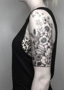 Tattoo Sleeve Ideas For Women Full And Half Sleeve Tattoos Sleeve Tattoos For Women Sleeve Tattoos Tattoos For Women