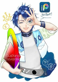 Anime Vs Cartoon, Anime Manga, Anime Guys, Anime Art, Cartoon Characters As Humans, Anime Characters, Social Media Art, Cute Art Styles, Anime Version