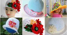 Sombreros de punto Modelos