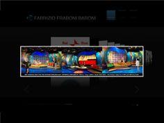 FFB / set design for the broadcast Sereno Variabile