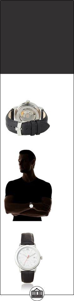 88 Rue Du Rhone Mens Black Leather Date Watch 87WA120033  ✿ Relojes para hombre - (Lujo) ✿