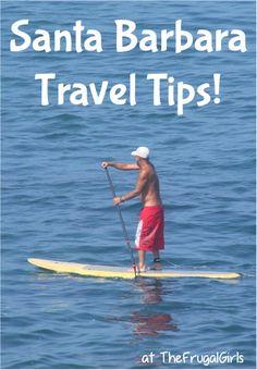 18 Santa Barbara Insider Travel Tips!