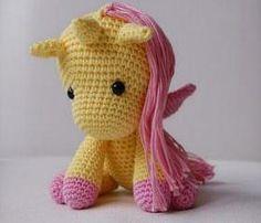 Peachy Rose the Unicorn
