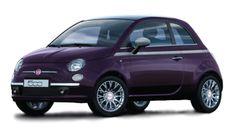 Purple Fiat 500 - Google Search