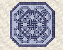 celtic counted cross stitch free patterns - Google Search