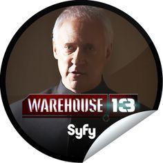 Warehouse 13: Endless Wonder Sticker | GetGlue