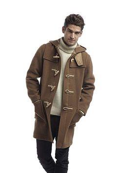 Original Montgomery Mens Wooden Toggles Duffle Coat – For Sale Mens Duffle Coat, Montgomery, Gents Fashion, Denim Jacket Men, Leather Men, Winter Jackets, Wool Jackets, Winter Fashion, Clothes