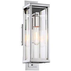 stainless steel outdoor lights home possini euro bixler 15 1051 best outdoor lighting ideas images in 2018 exterior light