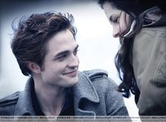 Edward and Bella - awww