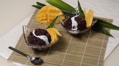 Get this quick and easy no-bake dessert recipe from Martin Yan's Asian Favorites.