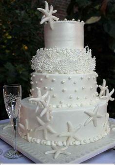 Stunning for beach wedding
