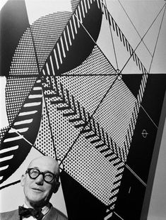 Le Corbusier by Willy Rizzo. © Willy Rizzo