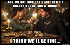 "This reminder that nothing is sacred: | 19 Jokes To Prepare You For ""Game Of Thrones"" Season 6"