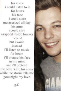 Repin if you're a Louis girl