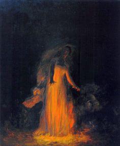 Jean-Léon Gérôme (1824-1904), Loïe Fuller - 1893