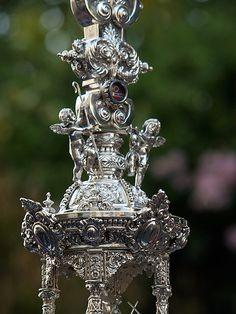 Ornate Silver ...