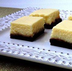 Recept: Brownie Cheesecake Repen - Blij Zonder Suiker