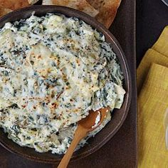 All-Time Best Party Appetizer: Spinach-and-Artichoke Dip Recipe
