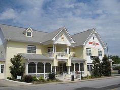 Southern Charm Restaurant, West Main Street in Blue Ridge, GA.  Yum Yum!