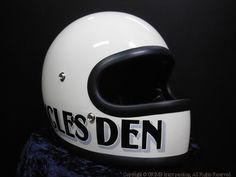 MOTORCYCLES DEN: GRIMB krazy painting