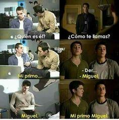 Derek ❤️ Stiles ❤️