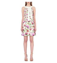 TED BAKER Lucilee Thistle Woven Dress. #tedbaker #cloth #dresses