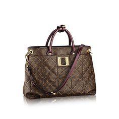 Tote Monogram Etoile - Exotic Monogram - Special Handbags | LOUIS VUITTON