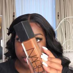 Black Queen Makeup, Makeup For Black Skin, Black Girl Makeup, Girls Makeup, Eyebrow Makeup Tips, Beauty Makeup, Maquillage Black, Dope Makeup, Learn Makeup