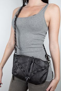 Black Claw Clutch by jungletribecouture on Etsy, $349.00