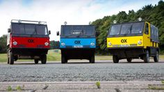 Affordable flat-pack truck wants to improve transportation in developing countries